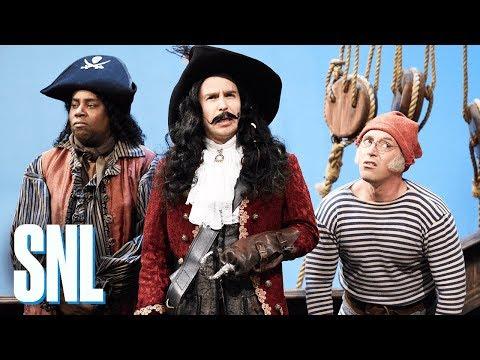 Captain Hook - SNL