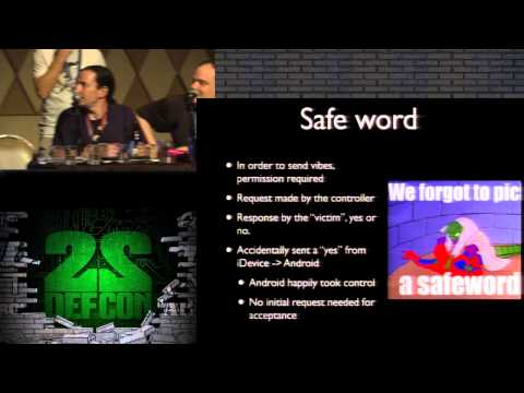DEF CON 22 - DEF CON Comedy Jam Part VII - Is This The One With The Whales