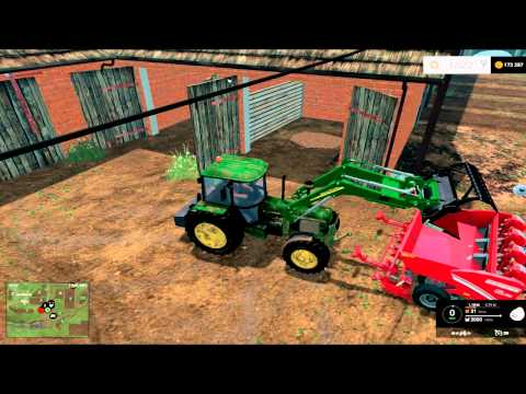 Episode 7 carrière suivie La Vieille France / Farming Simulator 2015 MULTI