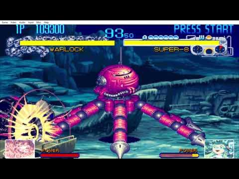 Cyberbots: fullmetal madness - Warlock playthrough