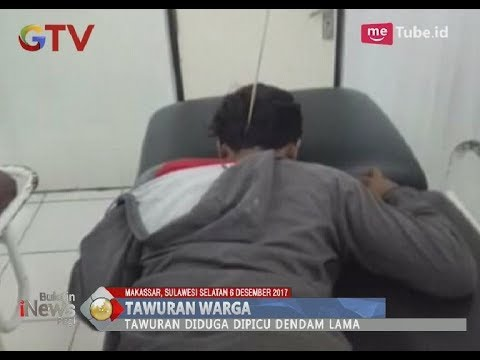 Kembali Terjadi, Tawuran Antar Warga Memakan Korban Luka Di Kepala - BIP 06/12
