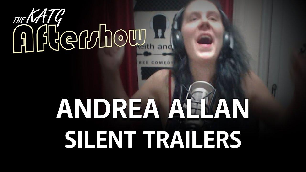 Andrea Allan andrea allan - silent trailers (katg 2892 aftershow)
