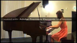 Beethoven Sonata Op 10 No 1 - Mvt 3  - Finale Prestissimo