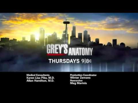 Grey's Anatomy 7x17 Promo #1 - YouTube