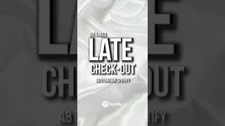 FLER  - LATE CHECK-OUT HÖRPROBE #9 (FLIZZY - 23.03.2018)