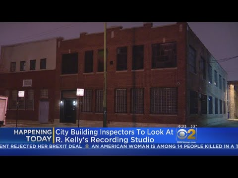 Building Inspectors To Visit R. Kelly's Recording Studio Mp3