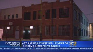 Building Inspectors To Visit R. Kelly's Recording Studio