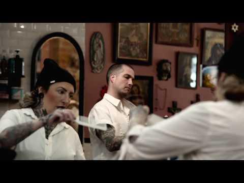 Uppercut Deluxe x Crows Nest Barbershop - Genesis, Part One