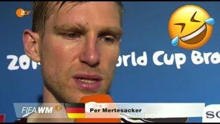 25 Legendäre AUSRASTER Interviews im Fußball