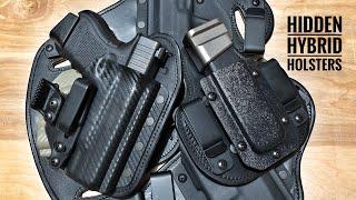 Hidden Hybrid Holsters - A Blend Of Style And Comfort!