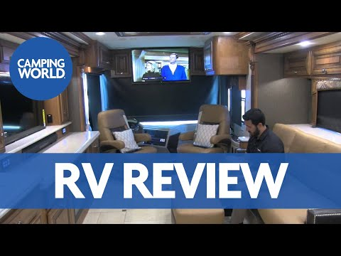 2016 Monaco Dynasty 45D | Duke | Class A | Luxury Diesel Motorhome - RV Review