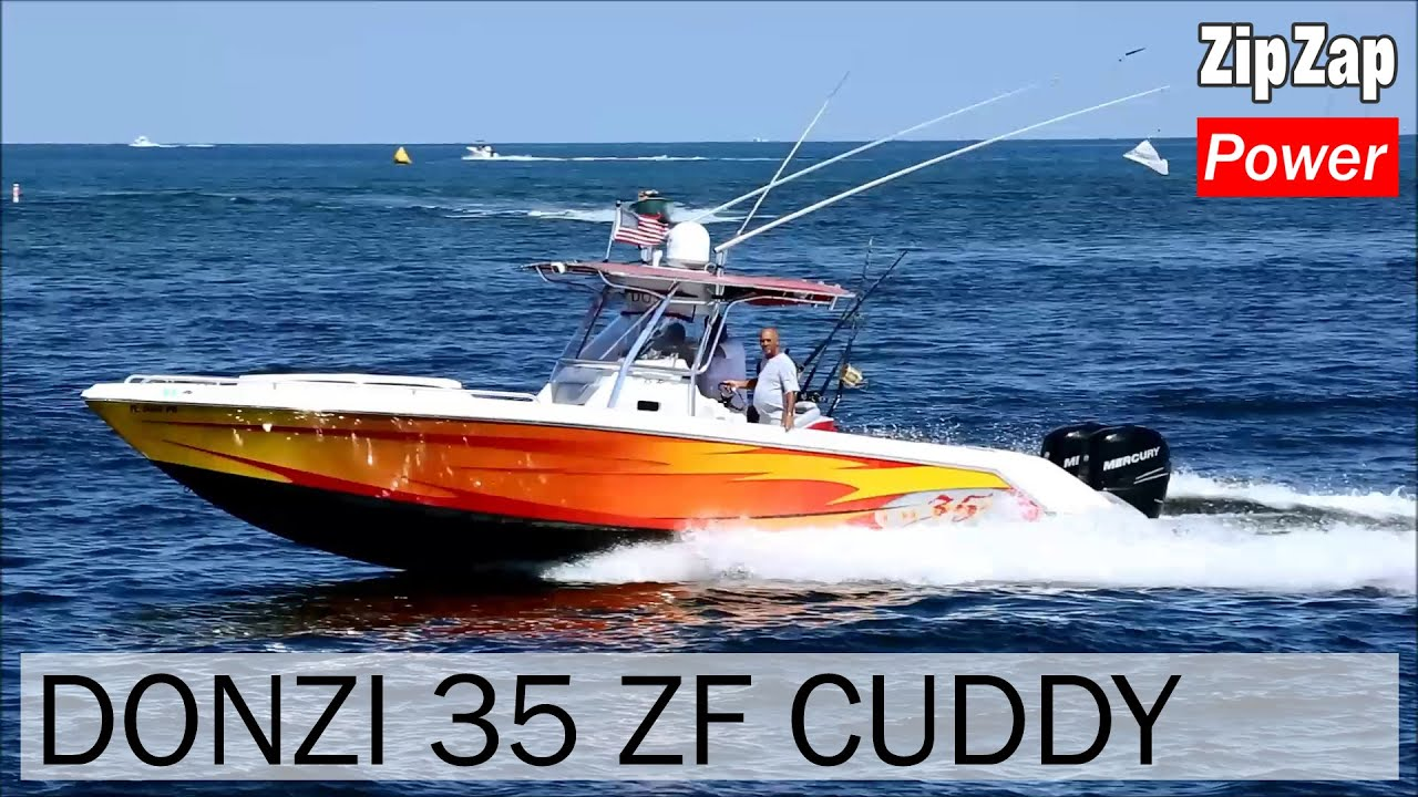 Donzi 35 zf csi fll youtube swarovskicordoba Image collections