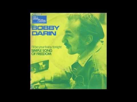 Bobby Darin - I'll Be Your Baby Tonight (Original single version)