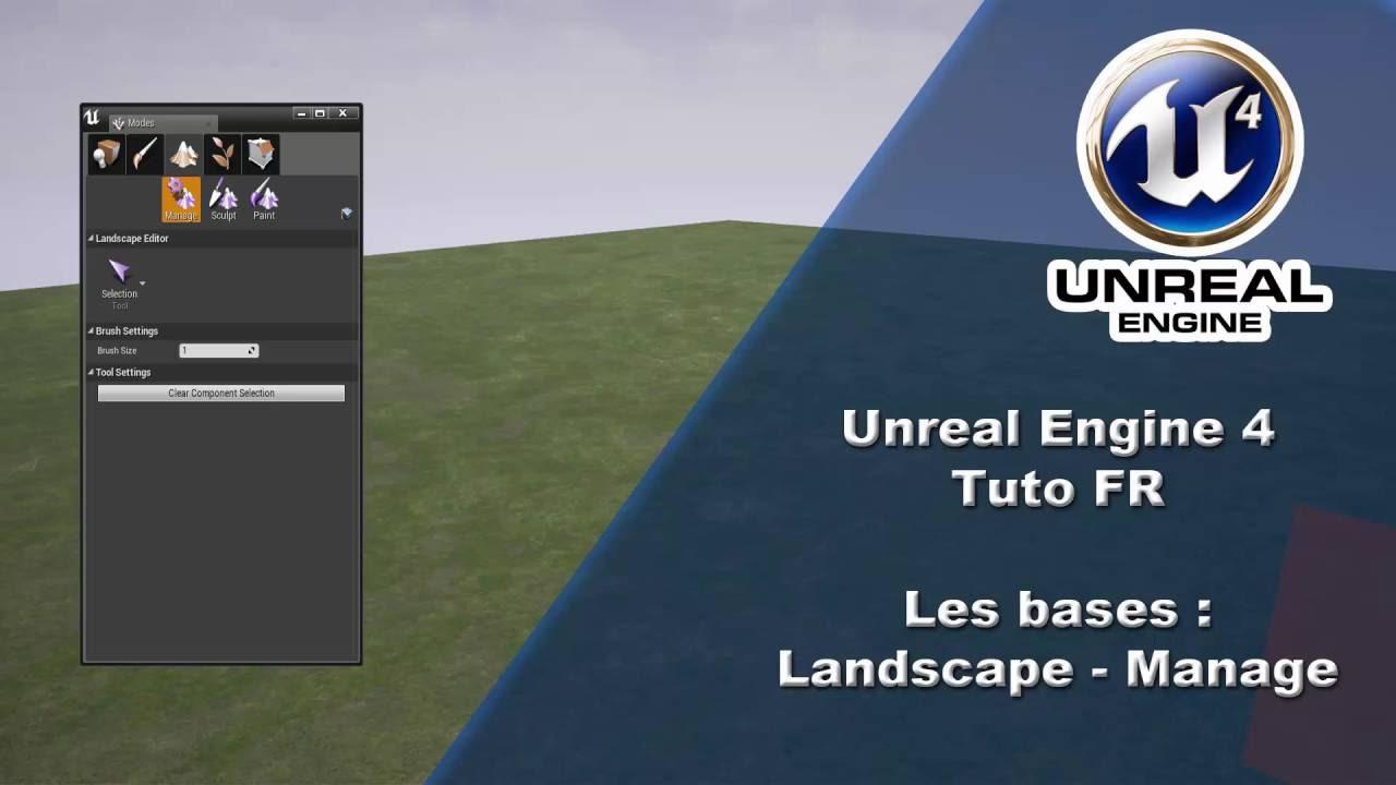 Ue4 tuto fr mode landscape manage youtube ue4 tuto fr mode landscape manage malvernweather Image collections