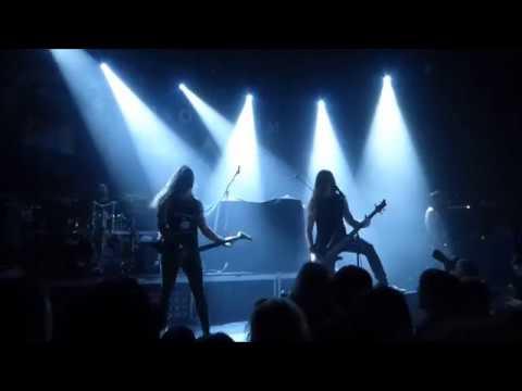Insomnium - Winter's Gate Part 1, 2, 3 - Quebec City 09/02/17