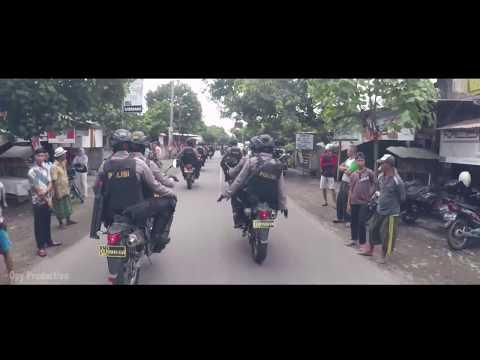 Rombongan Presiden Jokowi Di Lombok Menuju Ponpes Anjani Dan Pancor