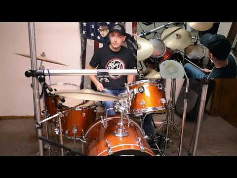John Bonham Drum Lesson!