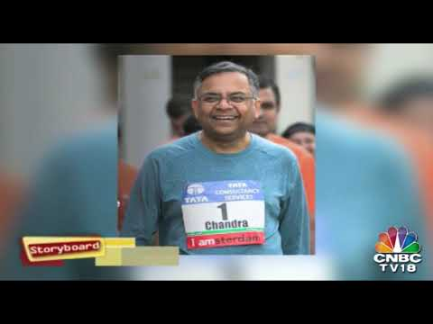 TCS Amsterdam Marathon Expo; CVL Srinivas Interview | Storyboard | CNBC TV 18