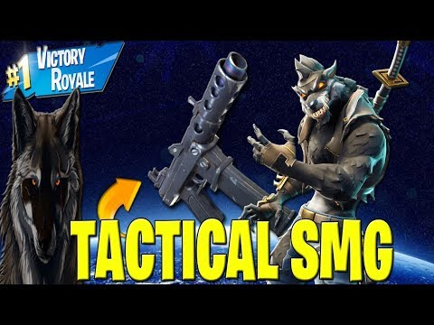 FORTNITE *NEW* TACTICAL SMG is BACK RIGHT NOW! TACTICAL SMG Unvaulted LIVE!
