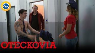 OTECKOVIA - Návšteva striptéra vyvolá poriadny rozruch