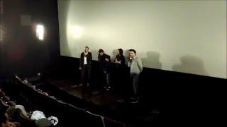 """""""Techo y comida"""", de Juan Miguel del Castillo en Academia del Cine"""