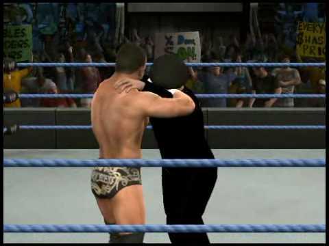 james manuele on Raw