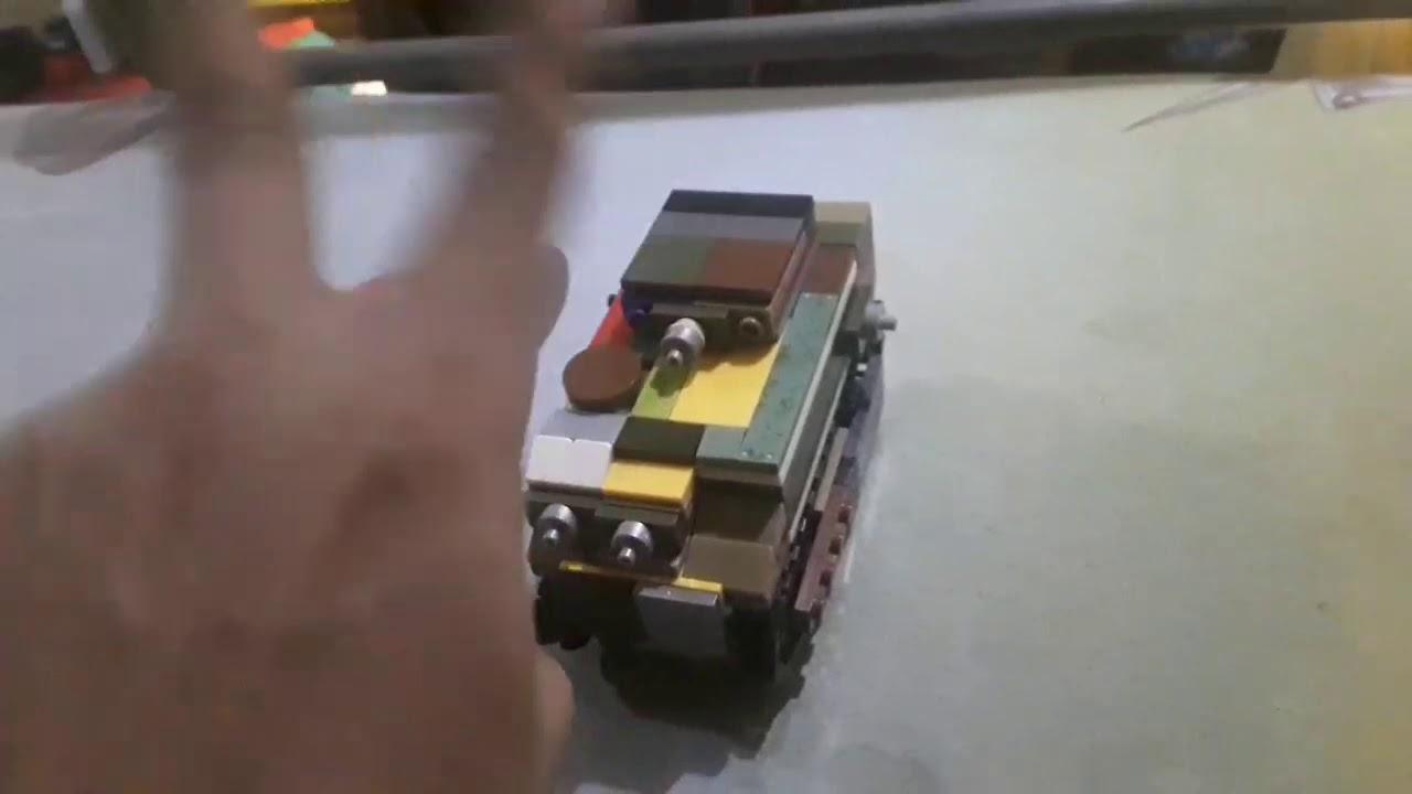 BOB SEMPLE  lego TANK