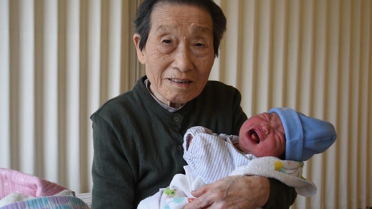 最 高齢 出産