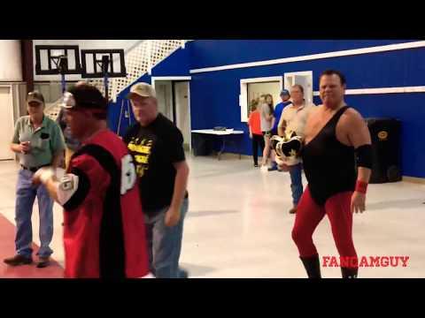 Jerry Lawler/Brian Christopher vs Doug Gilbert/Tommy Rich - SPWA