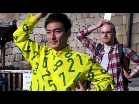 香取慎吾 ロト6 CM スチル画像。CM動画を再生できます。