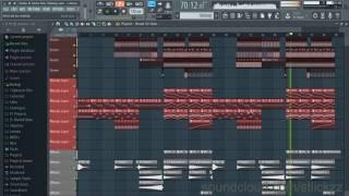 Repeat youtube video Dzeko & Torres - L'Amour Toujours (Tiesto Edit) (FL Studio Remake) **FREE FLP**