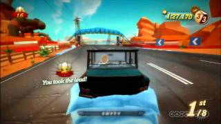 GameSpot Reviews - Kinect Joy Ride Review