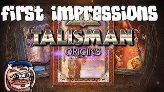 First Impressions - Talisman: Origins (PC) screenshot 4