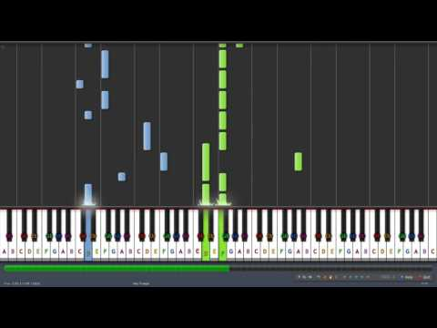 Son Lux - Easy / Synthesia Piano
