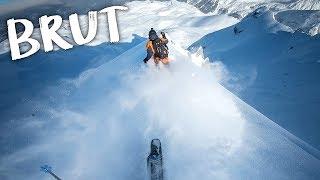 Download Video BRUTISODE #24 - ÇA GRATTE ENCORE - Ski freeride MP3 3GP MP4