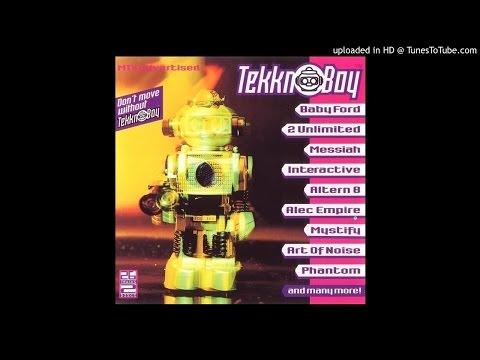 Various - Tekkno Boy - CD 1 Software