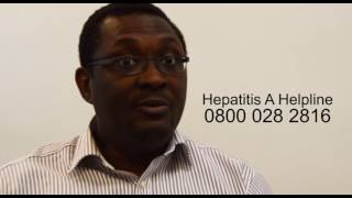 Hepatitis A outbreak - update and advice on hand hygiene