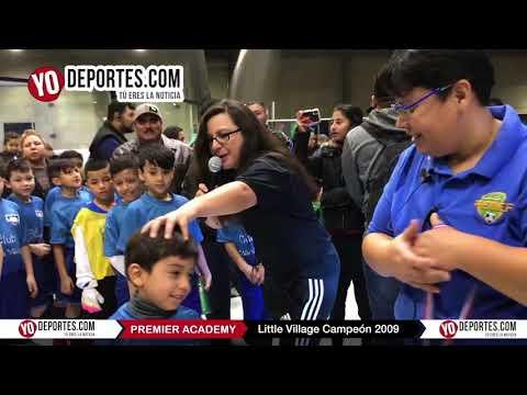 Latin Angels vs. Little Village Premier Academy Soccer League