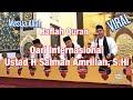 - Sangat Merdu & Merinding, Qari Internasional Ustad H Salman Amrillah di Masjid Kecik Leumik B.Aceh