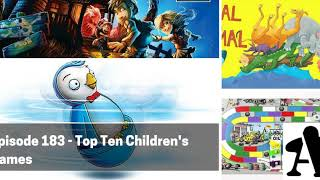 Episode 183 - Top Ten Children