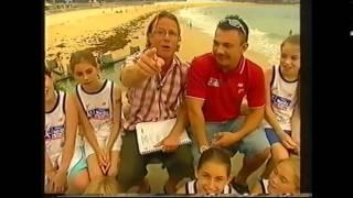 Kostya Tszyu on Channel 10 Weather