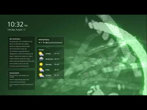 10/Gui Multi touch Operating System