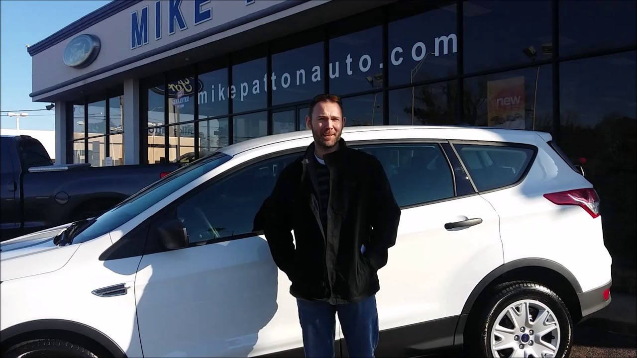 Mike Patton Ford >> Video Testimonial 2016 Escape For Rodney Leanne From Mike Patton Ford Abetterplacetobuy