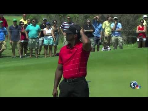 Tiger Woods Final Round PGA Championship 2012