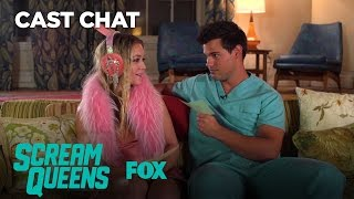 Kiss, Kill, Marry: Billie Lourd & Taylor Lautner | Season 2 | SCREAM QUEENS