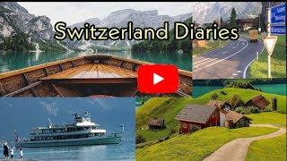 ಸ್ವಿಟ್ಜರ್ಲ್ಯಾಂಡ್ #Switzerland Diaries#Best places in Swiss#InterlakenLakeBrienz#Lauterbrunnen