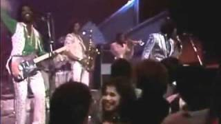 The Commodores Brick House 1978 live