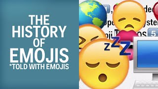 The History Of The Emoji Told Entirely In Emojis