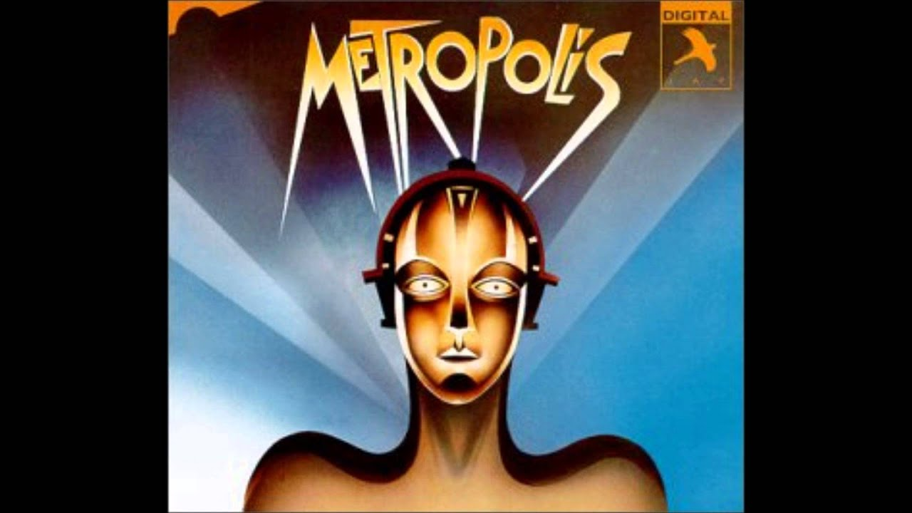 METROPOLIS Its Only Love Bring on the Night - Musical - Backing Track - DEMO