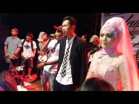 Live perform JMBIE JUAN - INSPIRASI & GEMERICIK MEDLEY @ wedding party UCHUP & IKHA, BSD City